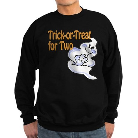 Trick or Treat for 2 Sweatshirt (dark)
