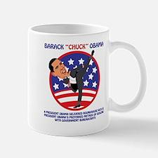 Obama's Preferred Method Mug
