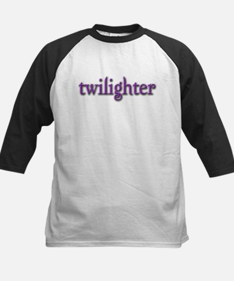 Twilighter (Purple) Kids Baseball Jersey