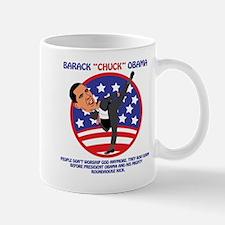 Worship Obama Mug