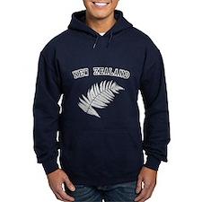 New Zealand Silver Fern Hoodie