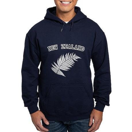 New Zealand Silver Fern Hoodie (dark)