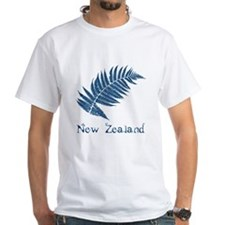 New Zealand Leaves Shirt