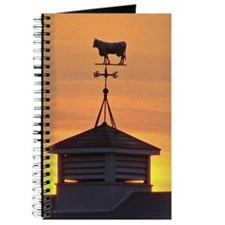 Sunset on the Farm Journal