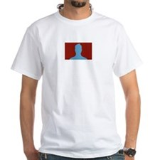 Funky Facebook Silhouette Shirt