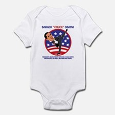 No Obama BIrth Certificate Infant Bodysuit
