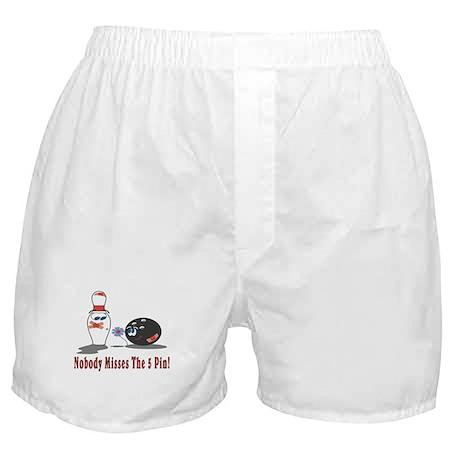 5 Pin Boxer Shorts