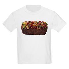 Mrs. Fury in a Fruitcake Kids T-Shirt