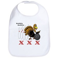 Bowling Turkey Bib