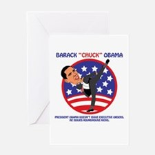 Obama Executive Order Kicks Greeting Card