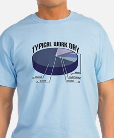 Typical Work Day T-Shirt