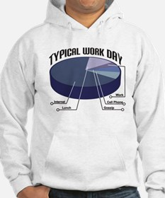 Typical Work Day Hoodie