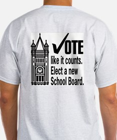 Elect ISD 709 Challengers T-Shirt