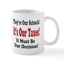 Change Duluth School Board 11 Ounce Mug