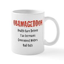 """Click for the """"Obamageddon"""" C Mug"""
