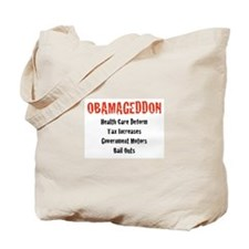 "Click for the ""Obamageddon"" C Tote Bag"