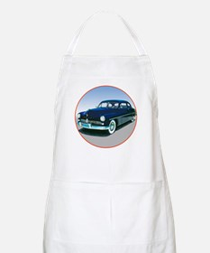 The 1949 Bathtub Coupe BBQ Apron