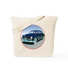 The 1949 Bathtub Coupe Tote Bag