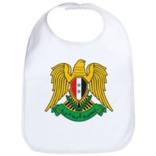 Syria Coat Of Arms Bib