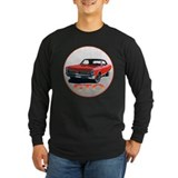 1967 tempest gto Long Sleeve T-shirts (Dark)