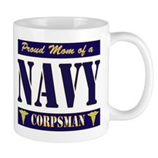 Corpsman Mom Mug