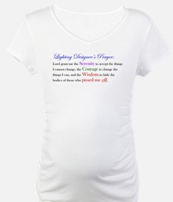 Light Designer Prayer Shirt