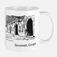 Savannah, Georgia Mug