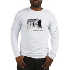Savannah, Georgia Long Sleeve T-Shirt