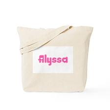 """""""Alyssa"""" Tote Bag"""