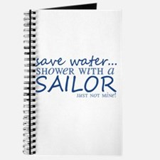 Save water ... Journal