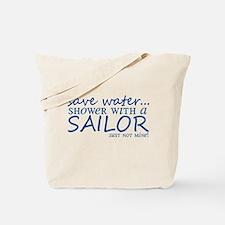 Save water ... Tote Bag