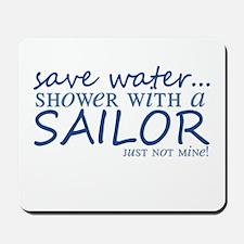 Save water ... Mousepad