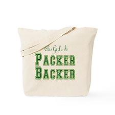 Packer Backer Tote Bag