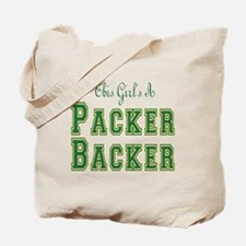 Packer Backer Tote Bag