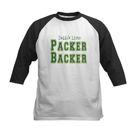 Daddy's Packer Backer Kids Baseball Jersey