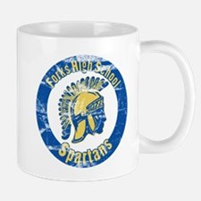 Cute Forks high spartans Mug
