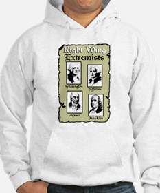 """Right Wing Extremists"" Hoodie"