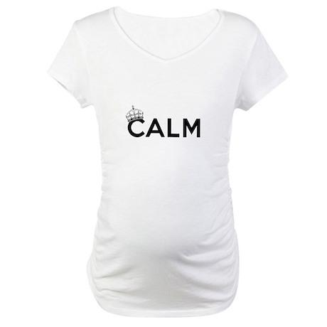 Calm Maternity T-Shirt