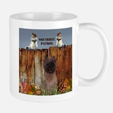 Cairn Terrier Squirrels Mug