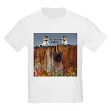Cairn Terrier Squirrels T-Shirt
