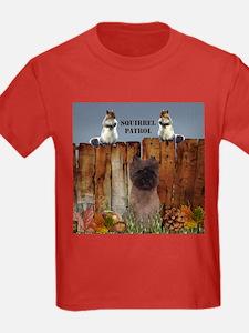 Cairn Terrier Squirrels T