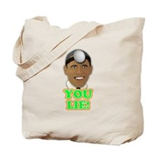 You Lie! Double-Sided Tote Bag