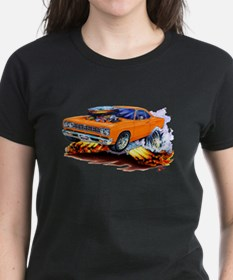 Roadrunner Orange Car Tee