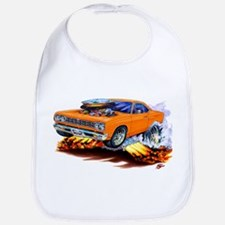 Roadrunner Orange Car Bib
