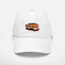 Roadrunner Orange Car Baseball Baseball Cap