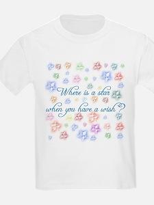 Star Wish Kids T-Shirt