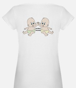 twins double trouble Shirt