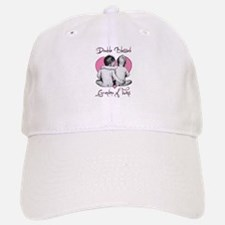 Double Blessed Grandma of Twins Baseball Baseball Cap