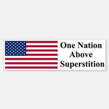 One Nation Above Superstition