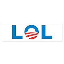 Barry LOL - Bumper Bumper Sticker